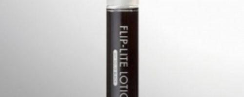 TENGA(テンガ)FLIP-LITE LOTION SOLID BLACK
