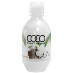 COCOココナッツオイルゼリー (シルク(フィブロイン)+マカ)