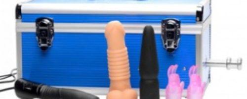 セックスボックスアンダーカバーセックスマシーン