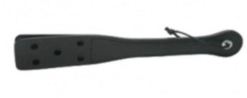 30cm革製穴あきスラッパー