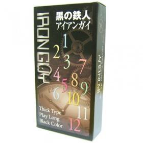 黒の鉄人 アイアンガイ1500