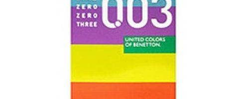 003ベネトン (ナチュラル)
