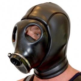 ネオプレン製ガスマスクフード