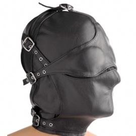 ストリクトレザー 革製アサイラムマスク (ML)