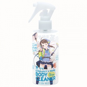 G PROJECT×PEPEE (BODY CLEANER FOR LOTION)