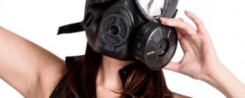ガスマスク (ストロング)
