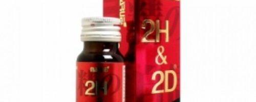 2H&2D (ザ・ゴールド ドリンク)