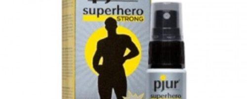 早漏防止 pjur スーパーヒーロー (ストロングスプレー)