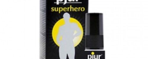早漏防止スプレー pjur スーパーヒーロー (セーラム)