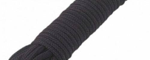 SMロープ (20M/ブラック)