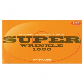 スーパーリンクル1000 (ドライ 12個入)