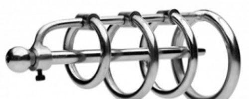 ステンレス貞操帯 キュレーター (4.5cm)