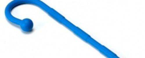 ペニスプラグ ウルトラサウンド (青)